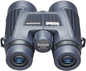 Jumelles Bushnell 150142 10x42 H2O grise