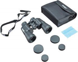 Jumelles-Bushnell-Falcon-10x50-accessoires