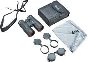 Jumelles-Bushnell-Legend-L-series-10x42-accessoires