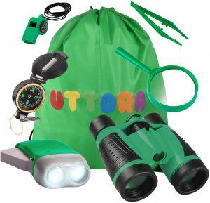 Kit d'exploration Uttora